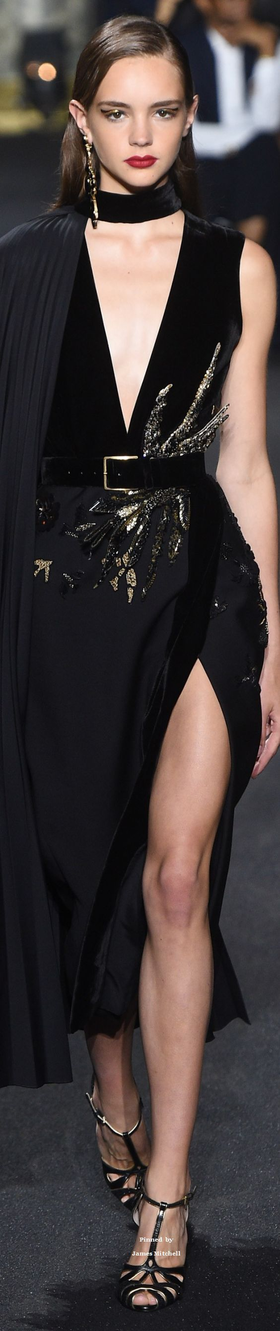 Elie Saab Fall 2016 Couture: