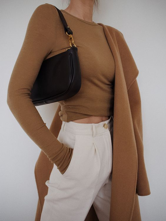 35 Neutral Outfits To Wear Today outfit fashion casualoutfit fashiontrends