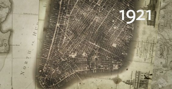 A look inside the Lionel Pincus and Princess Firyal Map Division at the New York Public Library.
