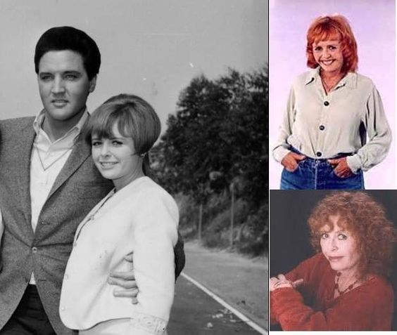 B-movie actress Deborah Walley play with Elvis in the 1966 movie Spinout . She play in somes t-v series in the late sixties , early seventie. She play in the t-v serie Batman in 1966.  She died of cancer in 2001 at 60 years old.