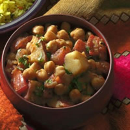Chick pea stew