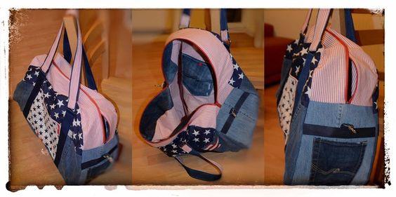 160785 Sport- oder Reisetasche in den Maßen ca. 60x35x32cm mit zwei Außentaschen, einer Innentasche und verstärktem Taschenboden. An den beiden kurzen Seiten befindet sich je ein Karabinerhaken als Aufhängung für einen langen Tragegurt.