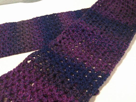 Simple Stripes by 8littlemonkeys on Etsy, $15.00 #tweedstripes #scarf