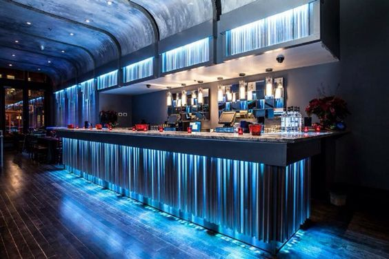 Get The Latest Inspirations Of The Most Stylish Design Bars See - Bar design tribe hyperclub by paolo viera