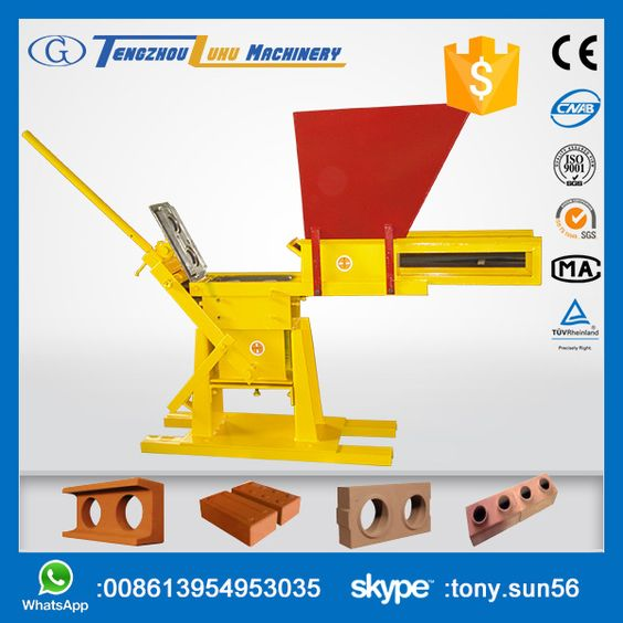 Find More Brick Making Machinery Information about Surpass 2000 small clay brick making machine,High Quality brick making machin,China machine record Suppliers, Cheap machine bangles from Luhu Machinery on Aliexpress.com