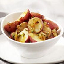 Maggi Baby Potatoes.
