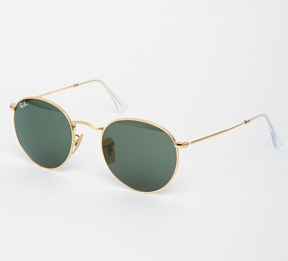 Lunettes rondes Ray-Ban
