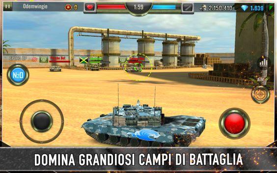 Iron Force: il nuovo free-to-play di Chillingo in stile World of Tanks (foto e video) - http://mobilemakers.org/iron-force-il-nuovo-free-to-play-di-chillingo-in-stile-world-of-tanks-foto-e-video/