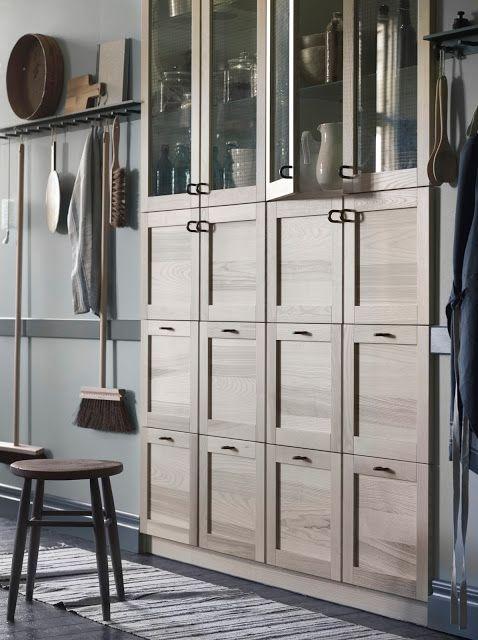 Couleur De Salon Moderne 2015 : Cuisine IKEA  Ikea Cuisine Modele Varde and Cuisine IKEAs