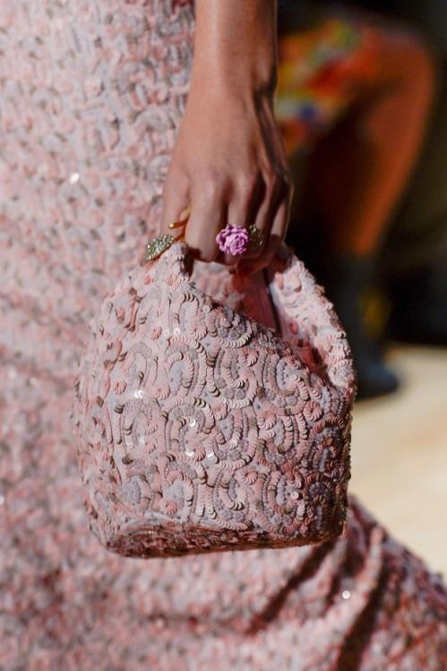 Jenny Packham New York Fashion Week Spring Summer... | Cool Chic Style Fashion