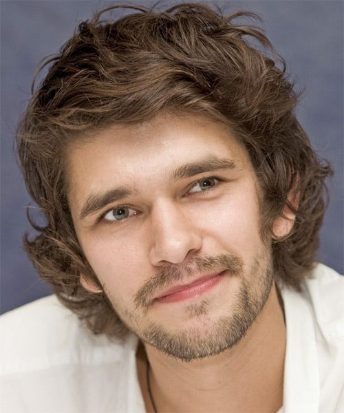Medium Length Hairstyles For Men Wavy Hair
