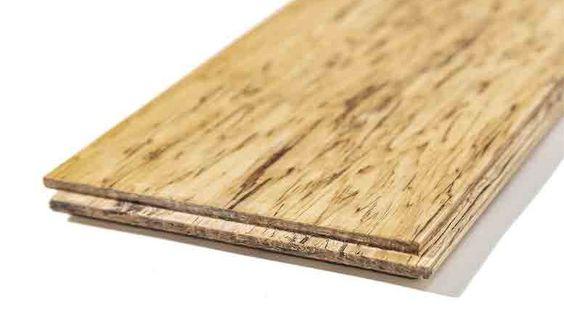 HempWood maker in deals with cabinet, flooring specialists