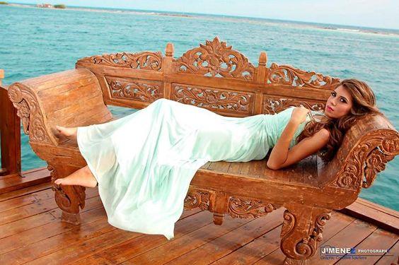 Miss Teen Aruba at Casa Alistaire