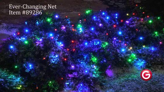 Gemmy Led Christmas Tree Light Show