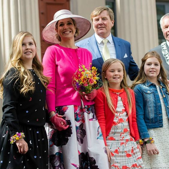 It was a celebration fit for a king! King Willem-Alexander of the Netherlands celebrated King's Day on April 27 alongside members of the Dutch royal family. For his 49th birthday festivities, the monarch was joined by his wife Queen Maxima and three daughters (Princess Ariane, Alexia and Crown Princess Catharina-Amalia).