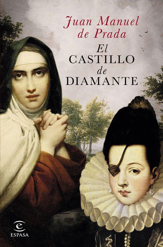 El castillo de diamante, de Juan Manuel de Prada - Enlace al catálogo: http://benasque.aragob.es/cgi-bin/abnetop?ACC=DOSEARCH&xsqf99=765684