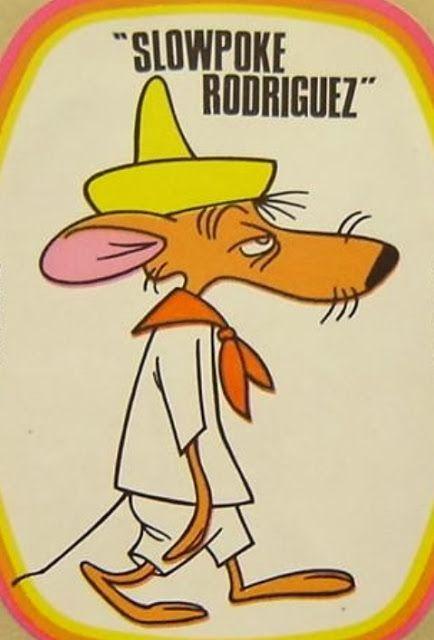 Image result for slow poke rodriguez