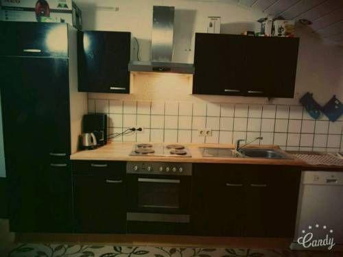 Komplett Küchen Schranken 2 m80 cm in Bochum - Bochum-Mitte - küche mit küchenblock