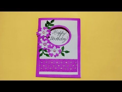 1186 How To Make Birthday Gift Card Diy Greeting Cards For Birthday Art Gallery You Diy Greeting Cards For Birthday Greeting Cards Diy Birthday Gift Cards