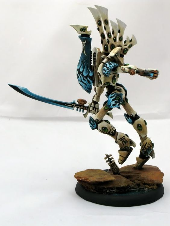40k - Eldar Wraithlord