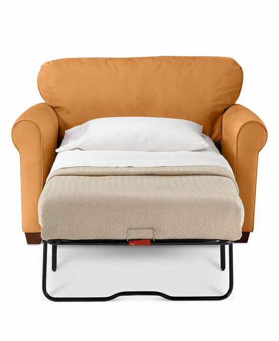 Shops Sleeper Chair And Chairs On Pinterest