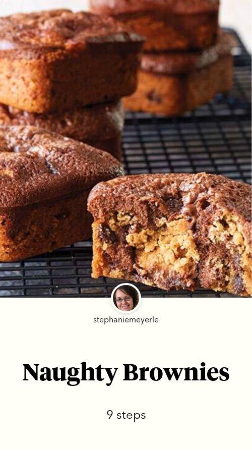 Naughty Brownies Recipe In 2020 Baking Desserts Brownies