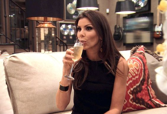 iRealHousewives | The 411 On American + International Real Housewives: Heather Dubrow Dishes On Her New Champagne Line 'Collette' And RHOC's Upcoming Napa Trip!: