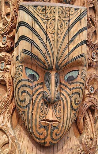 mask from New Zealand