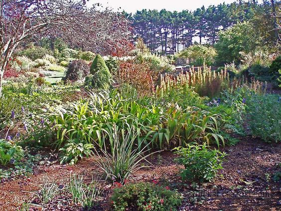 Garden View Mendocino Coast Botanical Gardens Fort Bragg California This 47 Acre Botanical