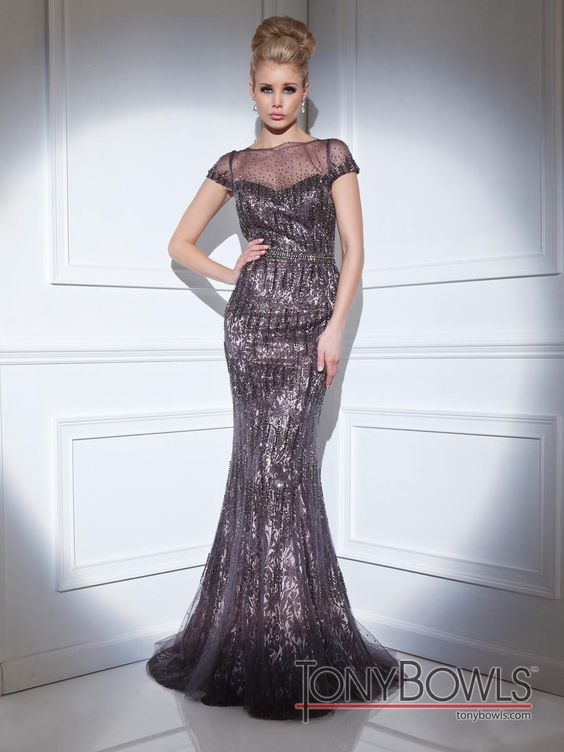 Tony Bowl Evenings Designer Mothers Dresses NYC and Long Island ...