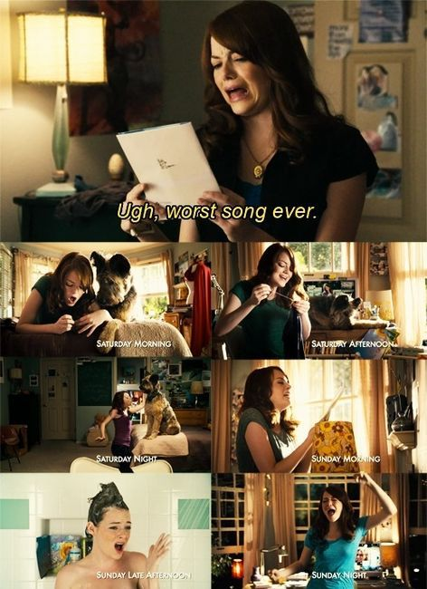 Easy A :D