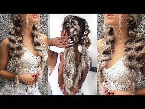 Https Www Youtube Com Watch V Noptya9xuoq Chic And Trendy Hairstyle Ideas For Long Hair You Can Long Hair Styles Easy Hairstyles For Long Hair Diy Hairstyles