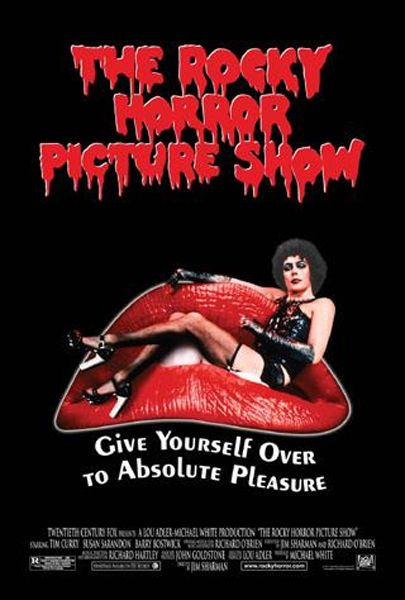Reseña cine: The Rocky Horror Picture Show (Jim Sharman, Reino Unido, 1975)