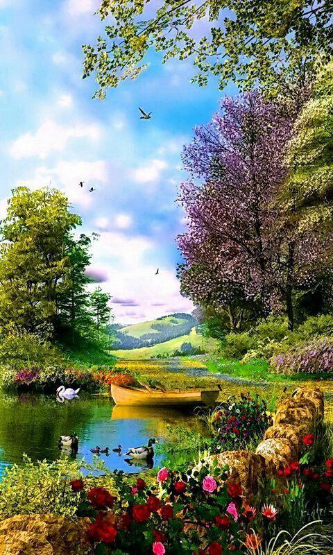 Pin By Abomohammad On قوارب مراكب سفن يخوت Beautiful Nature Wallpaper Beautiful Nature Pictures Beautiful Landscapes