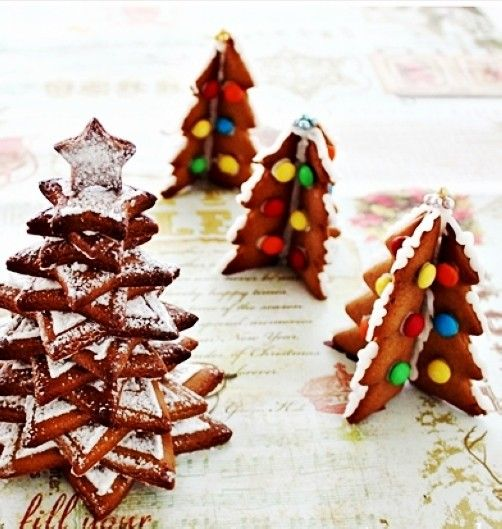 Sugar cookie recipe christmas trees