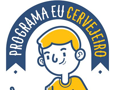 "Check out new work on my @Behance portfolio: ""Programa eu cervejeiro | logo"" http://be.net/gallery/36893329/Programa-eu-cervejeiro-logo"