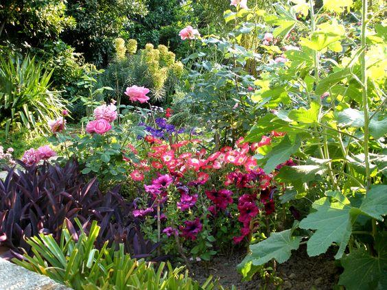 Ada's country garden in spring