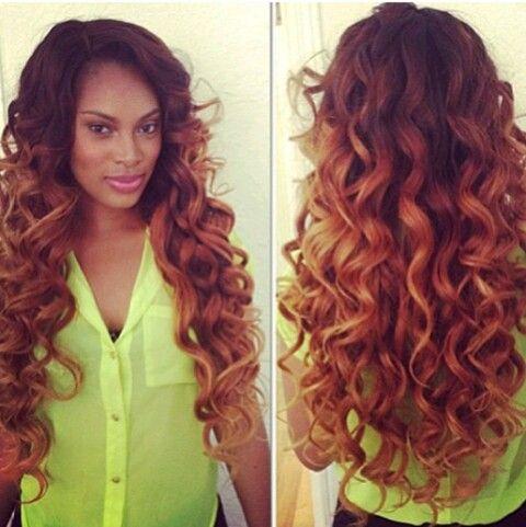 Astounding Curls Hair And Style On Pinterest Short Hairstyles For Black Women Fulllsitofus