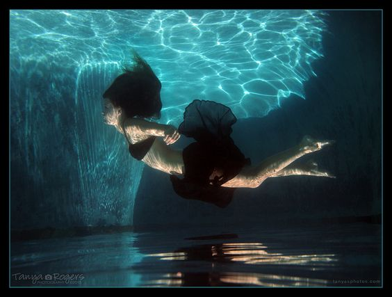 Float Underwater