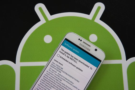 Sprints Galaxy S6 Now Receiving Android Marshmallow #Android #CES2016 #Google