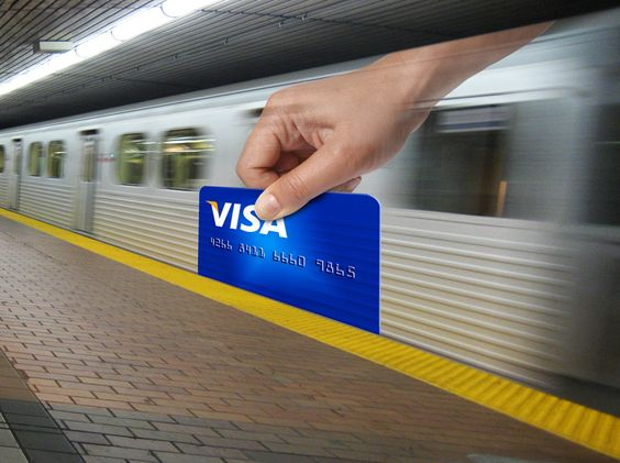 Guerrilla Advertising - Visa: