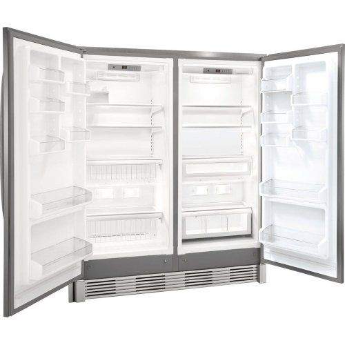 Fgru19f6qf In Stainless Steel By Frigidaire In Denver Co Frigidaire Gallery 19 Cu Ft Single Door Refrigerator In 2020 All Refrigerator Stainless Refrigerator Freezerless Refrigerator