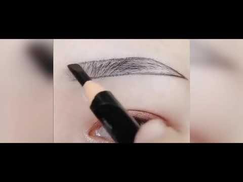 Cara Membuat Alis Ala Korea Simple Dan Mudah Youtube Cara Makeup Cara Makeup