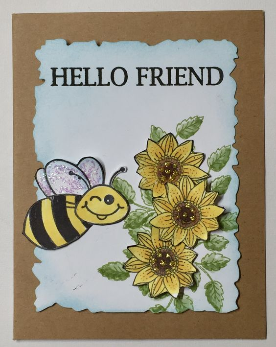 Join these challenges - https://www.simonsaysstampblog.com/blog/stamptember-exclusive-limited-edition-honey-bee/. Also https://www.simonsaysstampblog.com/wednesdaychallenge/simon-says-anything-goes-54/; http://www.cardchallenges.com/2018/09/wednesday-sketch-challenge-sketch-404.html; https://die-cut-divas.blogspot.com/2018/09/its-kinda-cute-challenge-time.html; http://timeoutchallenges.blogspot.com/2018/09/challenge-119.html; http://pennyblackatallsorts.blogspot.com/2018/09/make-it-feminie.html