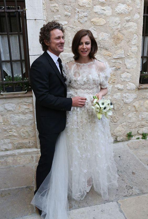 la boda de anna mouglalis boda famosos chanel bodas