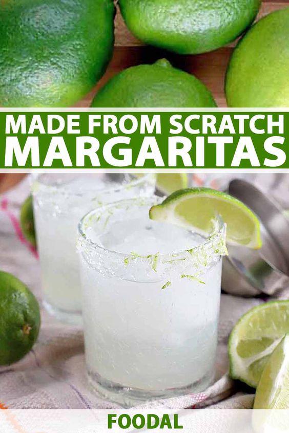 The Best Fresh From-Scratch Margarita