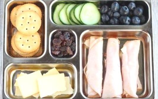 Healthy Lunch Ideas For Adults And Kids No Heating Or Microwave Needed Everything Can Be Served Chilled Or At Roo In 2020 Food Printables Adult Lunches Healthy Lunch