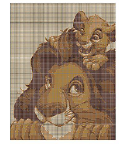 Cthylla Crochet: Free Pattern -The Lion King! | Crafting | Pinterest ...