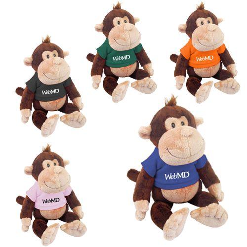 sewn monkey idea