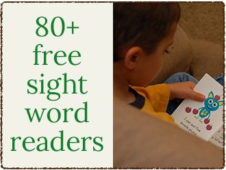 Print these free transportation emergent readers for your early reader! These simple books come in three levels of difficulty.